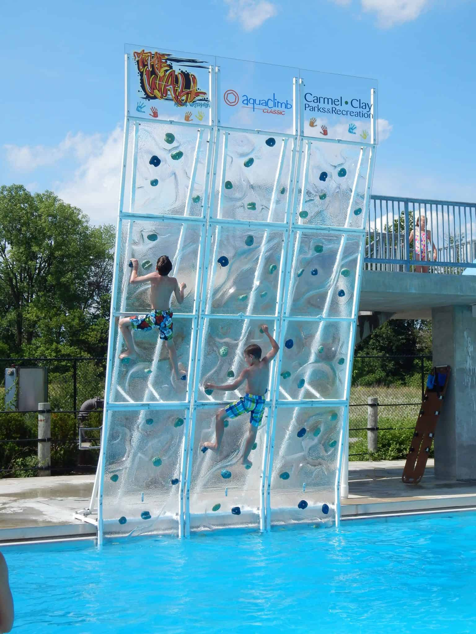 Ride The Adventure Slides At Carmel Clay Waterpark